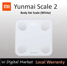 Xiaomi Yunmai 2 Body Fat Scale (White)