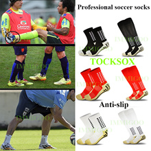 High Quality Professional Football Soccer Socks Tocksox Anti-slip As Trusox Breathable Men Cotton So