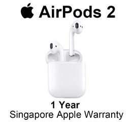 **SG Apple Warranty** ★ Apple AirPods Gen 2 Wireless Bluetooth Earphones