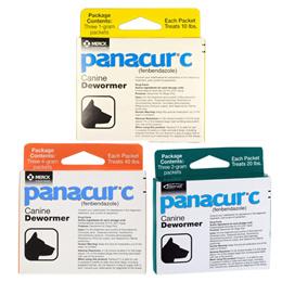 [무료배송] 강아지구충제/파나쿠어/panacur/펜벤다졸