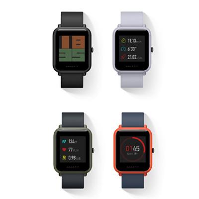 【正品】小米(XIAOMI)米動手錶青春版★續航45天/ GPS+GLONASS 雙模定位/ 運動心率/ 32克(宅配免運)
