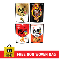 Hoe Hup Salted Egg Bundle Set