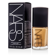 NARS Sheer Glow Foundation - Fiji (Light 5 - Light with Yellow Undertone) 30ml
