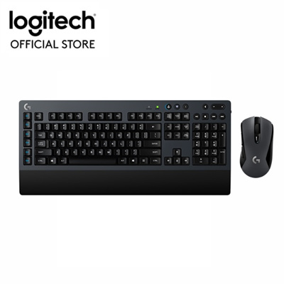 95a09c119fc Logitech G603 LIGHTSPEED Wireless Gaming Mouse + G613 Wireless Mechanical  Gaming Keyboard Bundle