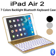 Quick View Window OpenWish. rate:0. Ultra Slim Shell Aluminium Folio Wireless Bluetooth Keyboard Carrying Stand Case Cover for Apple iPad Air ...