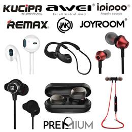 AWEI REMAX Wireless Magnet Sports Earphone Bluetooth Earpiece Wireless Earpiece Samsung headphone