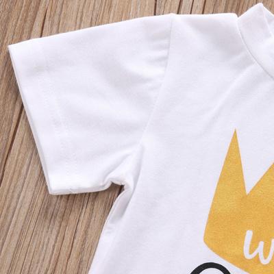 shop pudcoco 1ST Birthday Toddler Infant Newborn Kids Baby Boys Girls  Unisex Clothes T-shirt 0faa476ec866