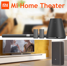 **READY STOCK**[Xiaomi Home Theatre]Next gen of Smart TV Xiaomi Home Theater Surround - EXPORT SET