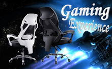 Gaming Chair - With Massage Function
