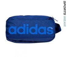 Adi das Linear Waist Bag - Blue