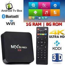 Latest Android 8.1 Android TV Box MXQ PRO 4K Ultra High Resolution MX10 i98 PRO 4K X96 Mini UBOX
