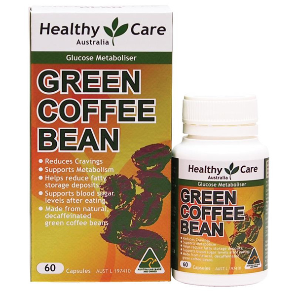 HEALTHY CARE GREEN COFFEE BEAN Deals for only Rp275.000 instead of Rp275.000