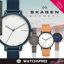 *SKAGEN GENUINE* Skagen Watches for Ladies and Men! FREE Shipping and Warranty!