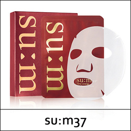 [SU:M37°] SUM ⓙ Time Energy Skin Resetting Mask (28ml*10ea) 1 Pack