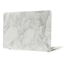 MacBook Apple marble marble water decal hardshell water protective case