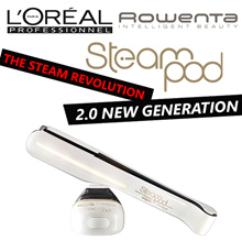 *NEW GENERATION 2.0* Loreal Professionnel SteamPod 2.0 /Hair Straightener/Treatment/Curler/Babyliss
