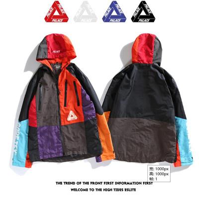 936f854cb0a8 Palace Palex Gore-Tex Jacke Color Patch Jacket Coat Windbreaker Men Clothing