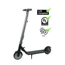 UL2272 CERTIFIED LTA COMPLIANT Segway-Ninebot ES2 Electric Scooter Escooter