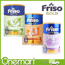 [FRISO] 1.8kg ★ GOLD Baby Milk Powder Step 2/3/4 ★ Official Local Stock ★