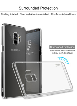 [SG] Samsung Galaxy S9 Plus/ S9+ Cases Only $8 For  Plus Imak Transparent