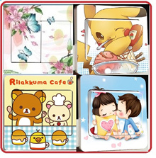 Promotion (Buy 5 Free 1) DIY Stickers - More Than 500 design ★ Switch stickers ★