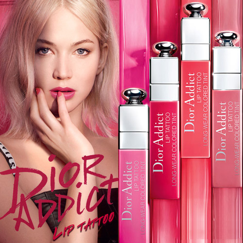 Dior Addict Lip Tattoo- Full Range Deals for only Rp199.000 instead of Rp199.000