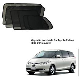 Toyota Estima 2006-2015 Magnetic Sunshade