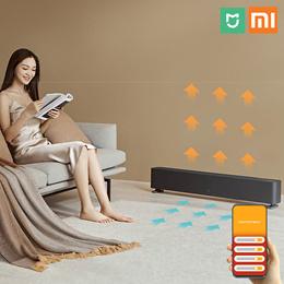샤오미 미지아 베이스보드 전기히터 1S 가정용 난로 온풍기 앱온도제어