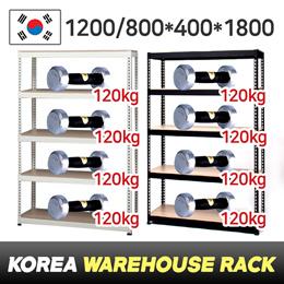 [800*1800] HEAVY DUTY★Boltless Rack★Made in KOREA★No bolts★Easy assembly★Warehouse