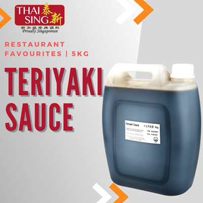 Teriyaki Sauce - 5L