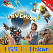 Universal Studios Singapore Best Price!! USS e-ticket One-Day Pass [Open Ticket]