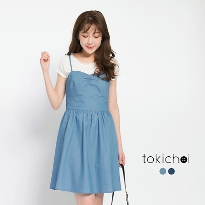 Dress 2-Light Blue