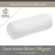 Marriott Hotel Collection Feather Bolster