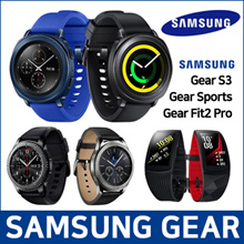 SAMSUNG Gear Collection ★ Gear Sport / Gear S3 / Gear Fit2 Pro ★ Smart Watch GPS