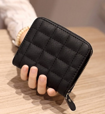 【Hot Selling】FREE SHIPPING ~ Korea Trendy Ladies Purse 12*10*3cm