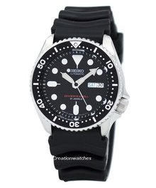[CreationWatches] Seiko Automatic Divers SKX007 SKX007J1 SKX007J 200m Made in Japan Mens Watch