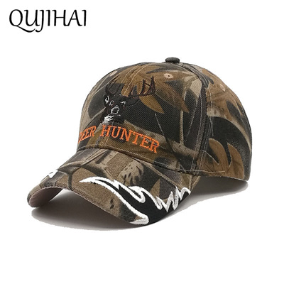 QUJIHAI Hat Men Women Baseball Cap Soldier Camouflage Snapback Caps Army  Green Gorras Bone Casquette 2e0d8f5c2a0