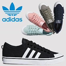 [ADIDAS] Flat price 12 Type NIZZA SHOES SNEAKERS / Qprime