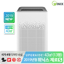 ♣ 2019 Type ♣ Air Purifier Zero S AZSE430-IWK / 13 pyeong / domestic as / domestic shipment