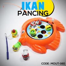 Mainan Elektrik Pancing Ikan - MOUT-160