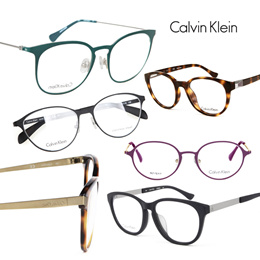 Calvin Klein 100% Authentic [The latest product] Eyeglasses for both Men and Women
