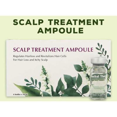 1 Box Scalp Treatment Ampoules (6 X 10ML)