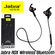 [Jabra] Jabra ROX Wireless Bluetooth Stereo Earbuds Headphones NFC Dolby Water Resistant