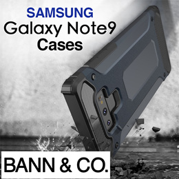 ★ Samsung Galaxy Note 9 Cases / Screen Protectors / Charging Cables (Many Designs Available)