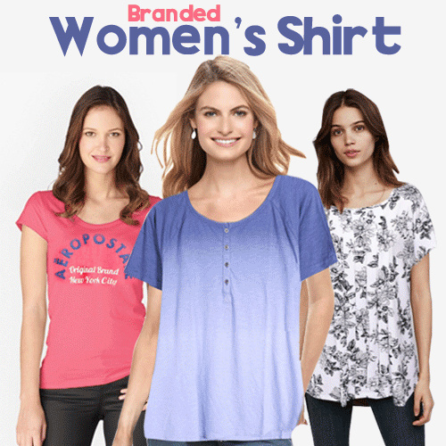 New Collection Branded Women Blouse 5 Colors Deals for only Rp52.000 instead of Rp75.362