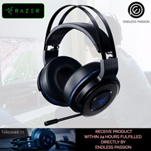 Razer Thresher 7.1 - Playstation 4 (PS4) Wireless Gaming Headset