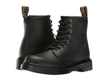 Dr. Martens Kid s Collection Delaney PBL Lace Boot (Little Kid/Big Kid)