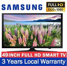 SAMSUNG UA49J5200 49INCH FULL HD SMART LED TV-  3YEARS LOCAL WARRANTY