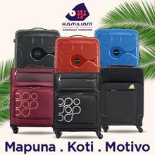 Kamiliant Mapuna / Koti / Motivo Spinner TSA Luggage