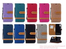 iPhone 9/9 Plus/Samsung Note 8/Note 9 Canvas Flip Case 24820